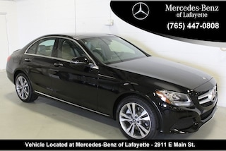 Used 2018 Mercedes-Benz C-Class C 300 4MATIC Sedan for sale in Lafayette IN