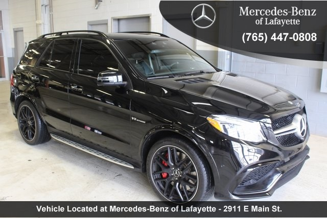 Used 2016 Mercedes-Benz AMG GLE S 4MATIC SUV for sale in Lafayette, IN