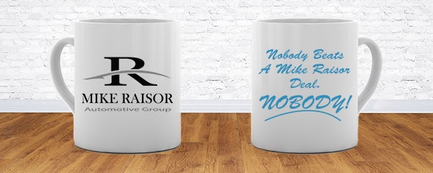 Mike Raisor Automotive Group Coffee Mugs