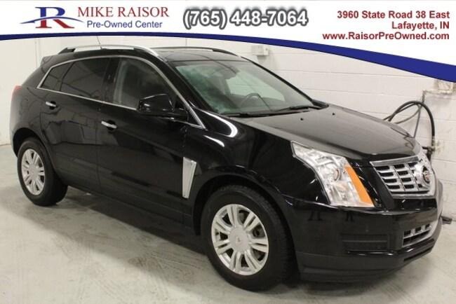 used 2016 CADILLAC SRX Luxury Collection SUV For Sale Lafayette, IN