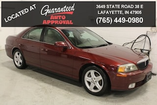 Used 2002 Lincoln LS for sale in Lafayette, IN