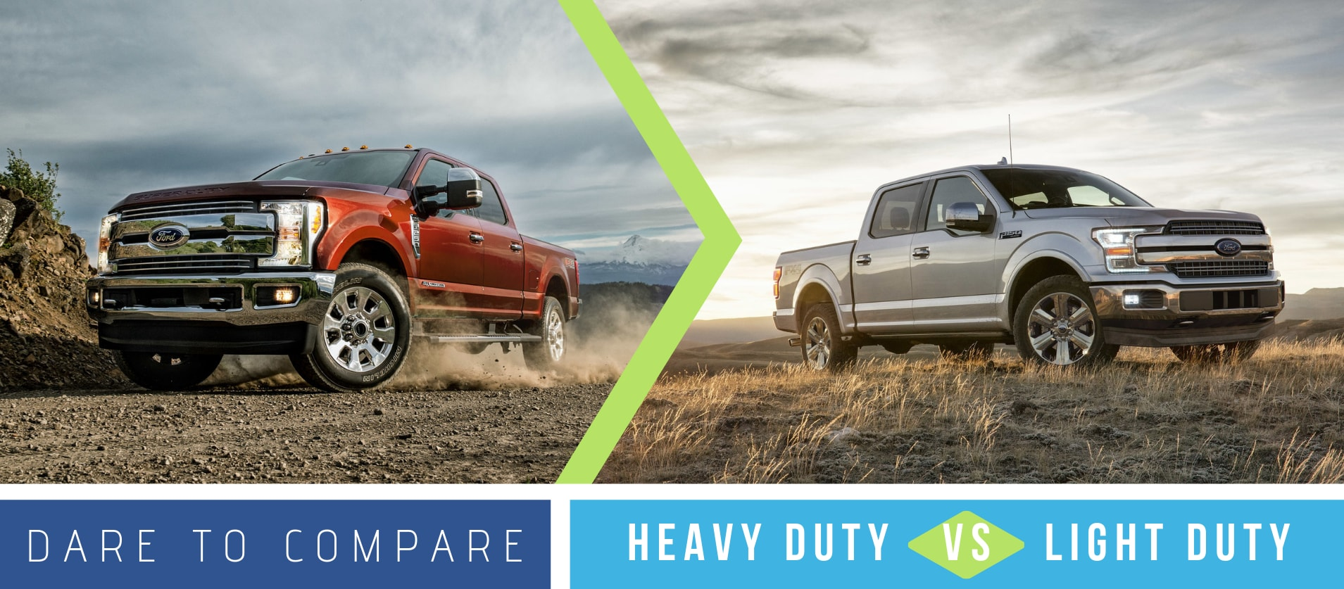 Heavy Duty vs. Light Duty Trucks in Lafayette, IN