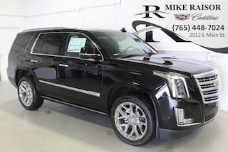 Used 2019 CADILLAC Escalade Platinum SUV for sale in Lafayette IN
