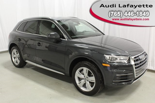 New 2019 Audi Q5 2.0T Premium SUV in Lafayette, IN