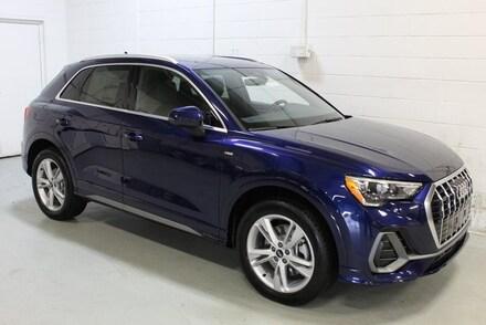 New 2021 Audi Q3 45 S line Premium SUV in Lafayette, IN