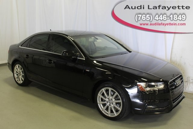 Used 2015 Audi A4 2.0T Premium (Tiptronic) Sedan in Lafayette, IN