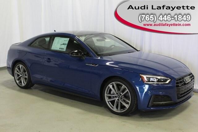 New 2019 Audi A5 2.0T Premium Plus Coupe in Lafayette, IN