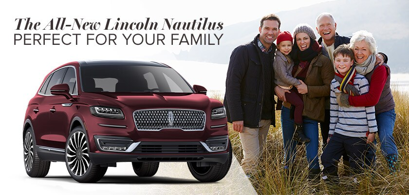The All-New Lincoln Nautilus is Perfect for Your Family | Mike Raisor Lincoln