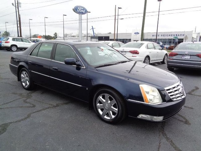 Used 2006 Cadillac Dts For Sale Florence Sc