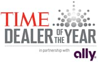Mike Shaw Toyota Time Dealer of the Year