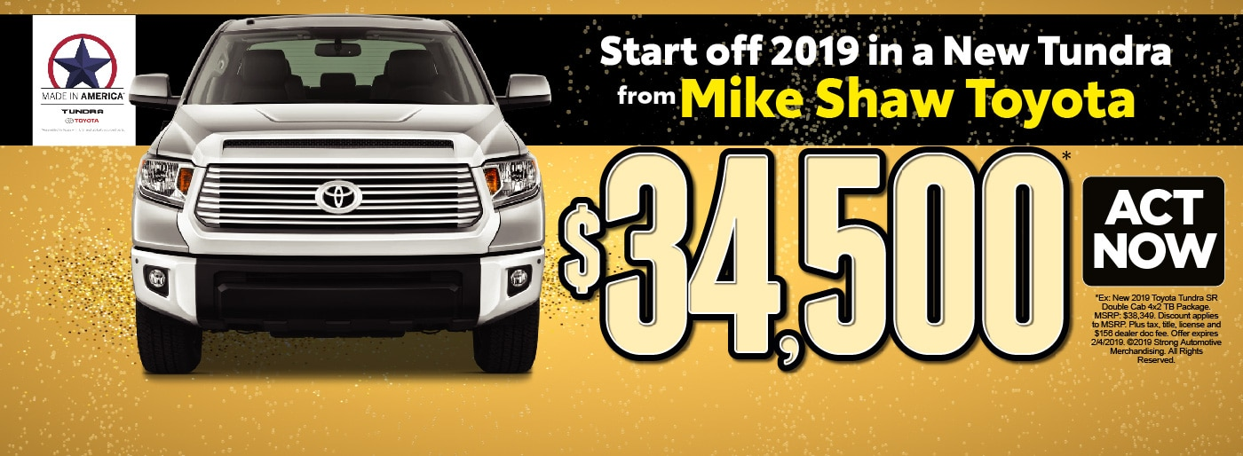 Mike Shaw Toyota New Used Toyota Dealership Serving Corpus