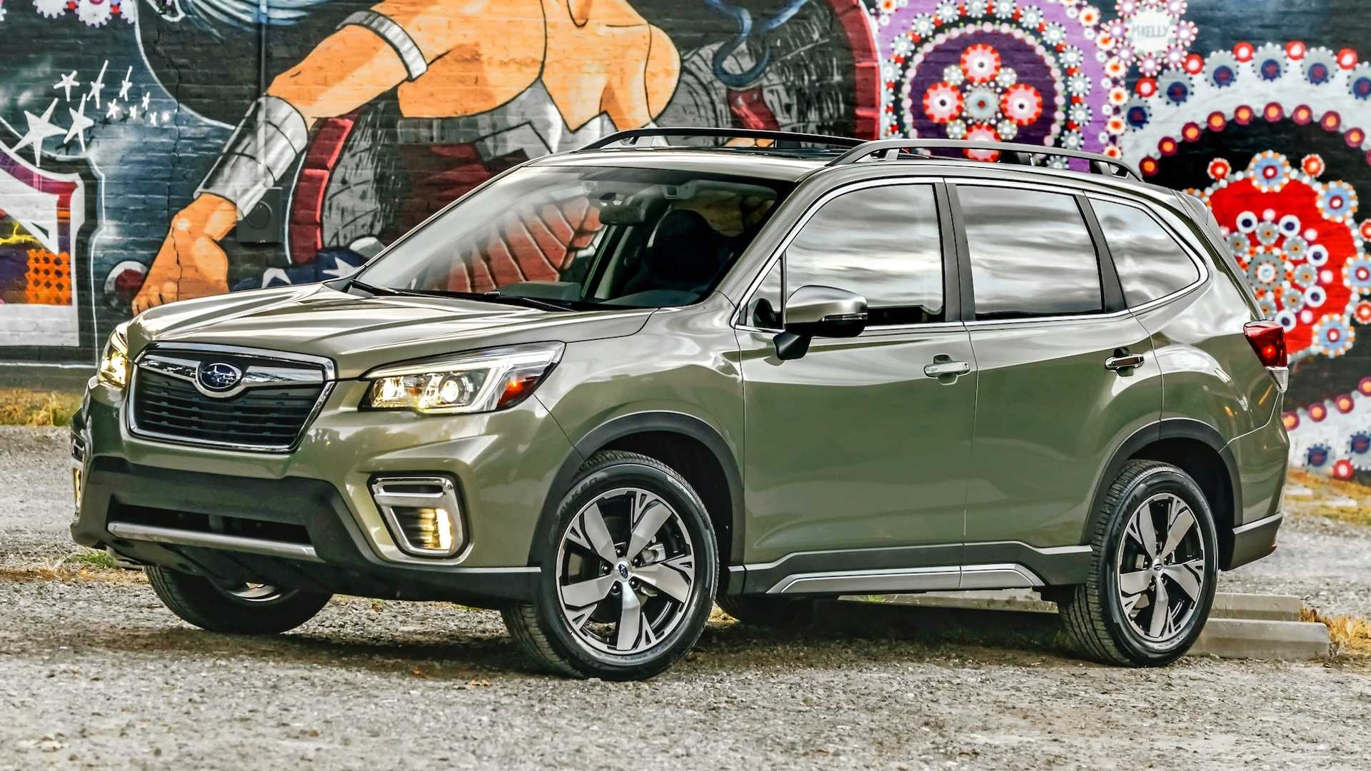 2020 Subaru Forester Spanish