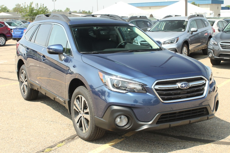 New 2019 Subaru Outback 2.5i Limited SUV  in Thornton, CO near Denver