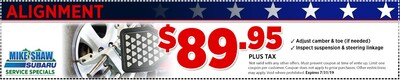 Alignment Special Savings Offer