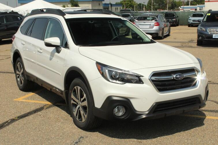 New 2019 Subaru Outback 2.5i Limited SUV  in Thornton, CO near Denver