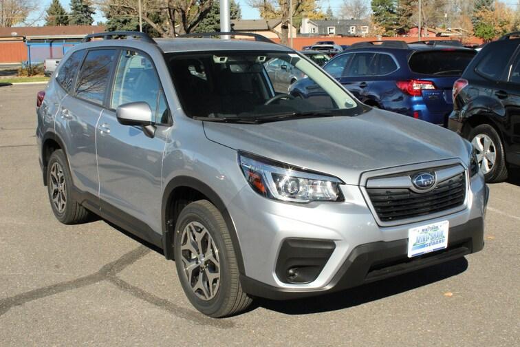 New 2019 Subaru Forester Premium SUV  in Thornton, CO near Denver