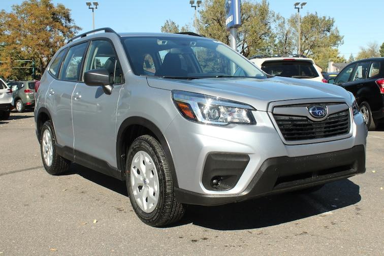 New 2019 Subaru Forester Standard SUV  in Thornton, CO near Denver