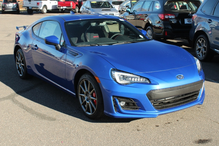 New 2019 Subaru BRZ Limited Coupe  in Thornton, CO near Denver