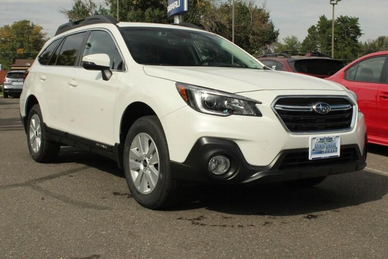 New 2019 Subaru Outback 2.5i Premium SUV  in Thornton, CO near Denver