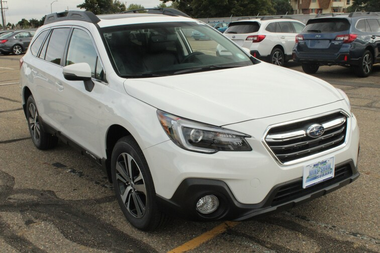 New 2019 Subaru Outback 3.6R Limited SUV  in Thornton, CO near Denver