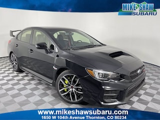New 2021 Subaru WRX STI Sedan