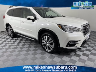 Certified Pre-Owned 2021 Subaru Ascent Limited Limited 7-Passenger M3401396 near Denver CO