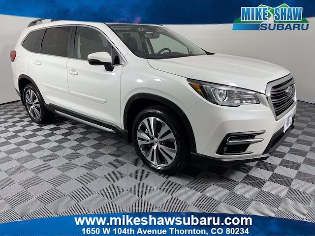 2021 Subaru Ascent Limited Limited 7-Passenger M3401396