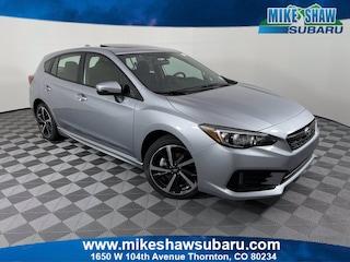 New 2021 Subaru Impreza Sport 5-door
