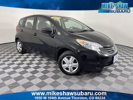 Featured Used 2015 Nissan Versa Note SV HB CVT 1.6 SV FL389610 for sale in Thornton, CO