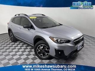 Certified Pre-Owned 2019 Subaru Crosstrek 2.0i 2.0i CVT K8229284 near Denver CO