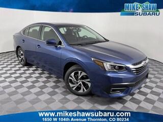 New 2021 Subaru Legacy Premium Sedan