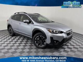 New 2021 Subaru Crosstrek Premium SUV