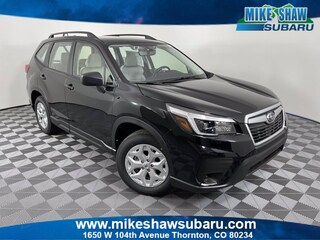 New 2021 Subaru Forester Base Trim Level SUV