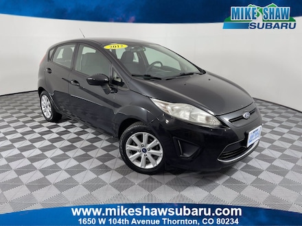 Featured 2012 Ford Fiesta SE HB SE CM158749 for sale in Thornton, CO