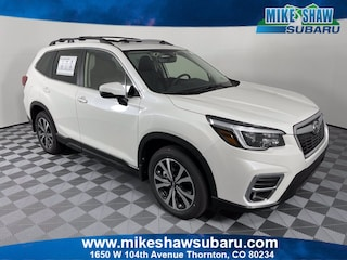 New 2021 Subaru Forester Limited SUV