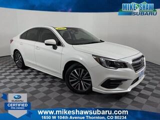 Certified Pre-Owned 2019 Subaru Legacy Premium 2.5i Premium K3011849 near Denver CO