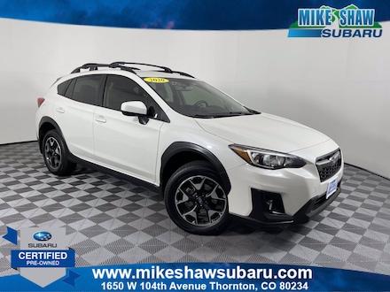 2020 Subaru Crosstrek Premium Premium CVT MSS220037A