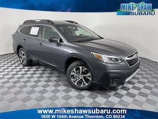 New 2021 Subaru Outback Limited XT SUV