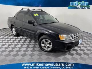 2006 Subaru Baja Sport Sport Auto 67103614