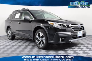 New 2021 Subaru Outback Touring XT SUV