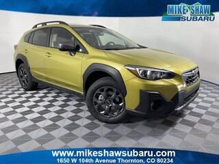 New 2021 Subaru Crosstrek Sport SUV