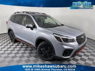 New 2021 Subaru Forester Sport SUV