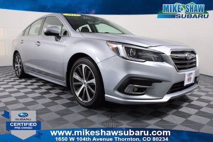 Featured Used 2018 Subaru Legacy Limited 3.6R Limited J3018266 for sale in Thornton, CO