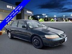 Used 2001 Honda Accord Sdn EX w/Leather EX Auto V6 w/Leather 1A021558 DYNAMIC_PREF_LABEL_INVENTORY_LISTING_DEFAULT_AUTO_BARGAIN_INVENTORY_LISTING1_ALTATTRIBUTEAFTER