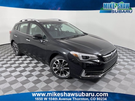 Featured New 2021 Subaru Impreza Limited 5-door for sale in Thornton, CO