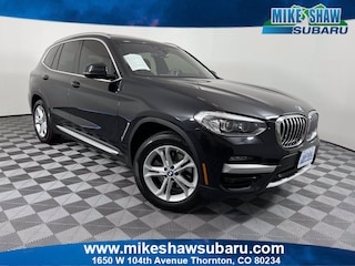2021 BMW X3 xDrive30i xDrive30i Sports Activity Vehicle M8111764A