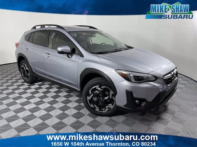 New 2021 Subaru Crosstrek Limited SUV