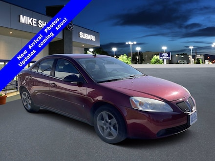 2009 Pontiac G6 w/1SA *Ltd Avail* Sedan 94209564
