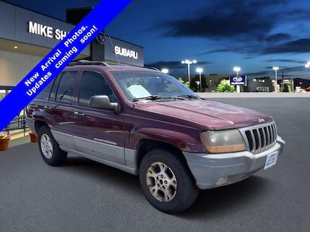 2000 Jeep Grand Cherokee Laredo Laredo YC418948