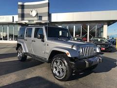 2017 Jeep WRANGLER UNLIMITED Sahara 4X4 NAVI REMOTE START U-CONNECT SUV 107